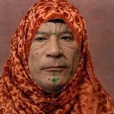 triple fou,malade mental,khadafi