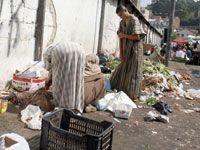 les enfants,les poubelles,du ramadhan,algerie